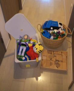 """おもちゃの管理は""""〇〇だけ出す作戦""""で乗り越えよう"""
