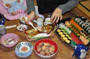 お食い初めは外食化でママも家族もみんなHAPPY♡